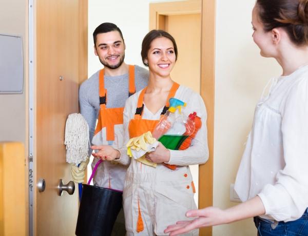 Excellent housekeeping personeel is push voor booming hotel business in Amsterdam.
